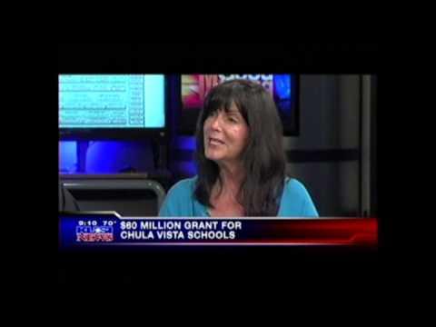 KUSI TV News segment on CV Promise